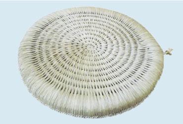 円座 い草製